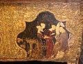 Bottega fiorentina, cassone con storie di paride, 1400-50 ca. 04.JPG