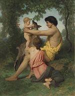 Bouguereau - Idyll Ancient Family.jpg