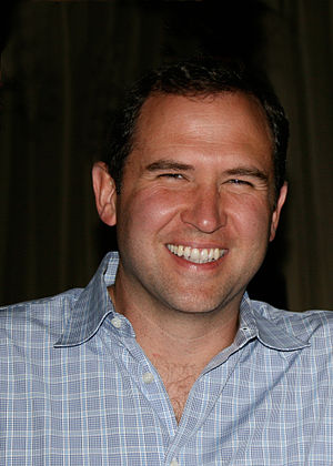 English: Photo of Brad Garlinghouse taken by D...