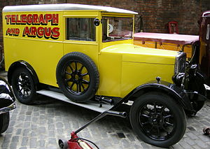 Telegraph & Argus - Image: Bradford Ind M 043