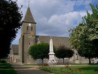 Bragny-sur-Saône Commune in Bourgogne-Franche-Comté, France