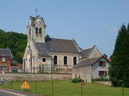 Église Saint-Brice de Braye