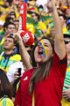 Brazil and Colombia match at the FIFA World Cup 2014-07-04 (30).jpg