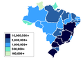 Brazilian States by Population.PNG