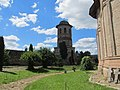 Brebu monastery belfry 2.jpg