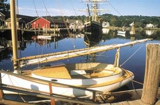 Catboat - Image: Breck Marshall