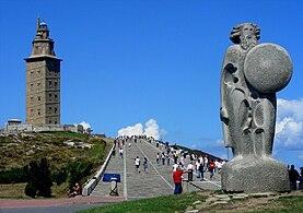 Breogan e Torre de Hércules