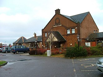 Brewers Fayre - Inshes Gate next to the A9 at Inverness