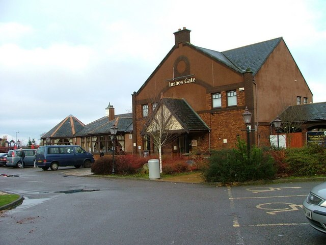Brewers Fayre at Inshes Gate - geograph.org.uk - 1601628