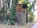 Bridge remains, Former Banbury to Cheltenham railway, Little Rollright - geograph.org.uk - 605774.jpg