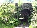 Bridge under the disused Newport to Tredegar railway. - geograph.org.uk - 502762.jpg