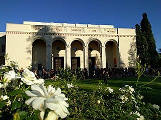 Bridges Auditorium Music venue at Pomona College, California, U.S.