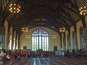 Bristol Grammar School - Great Hall