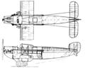 Bristol Ten Seater 2-view .L'Aéronautique July 1921.png