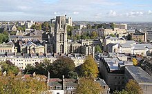 Bristol University from Cabot Tower.jpg