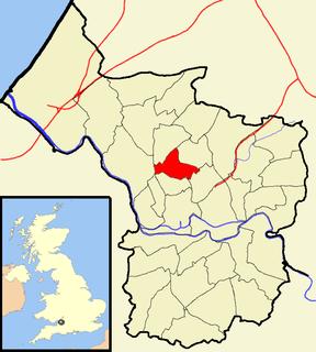 Redland, Bristol Human settlement in England