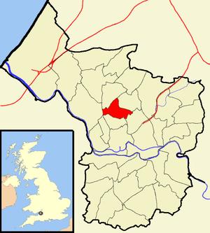Redland, Bristol - Within Bristol