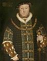 British (English) School - Henry VIII (1491–1547) (after an original of 1542) - 1276859 - National Trust.jpg