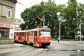 Brno, Husovice, Nováčkova, Tatra K2P č. 1023 (01).jpg