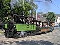 Brno, Maloměřice, Dolnopolní, parní tramvaj.jpg