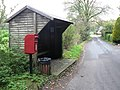 Broad Chalke, postbox No. SP5 117 - geograph.org.uk - 1030452.jpg