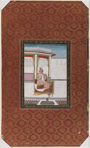Maharaja Chandu Lal - Chandhu La'l 1875-1900