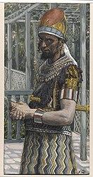 James Tissot: Herod