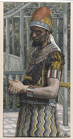 Brooklyn Museum - Herod (Hérode) - James Tissot - overall