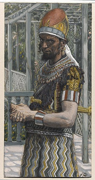 File:Brooklyn Museum - Herod (Hérode) - James Tissot - overall.jpg