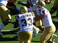 Bruins on offense at UCLA at Cal 2010-10-09 31.JPG