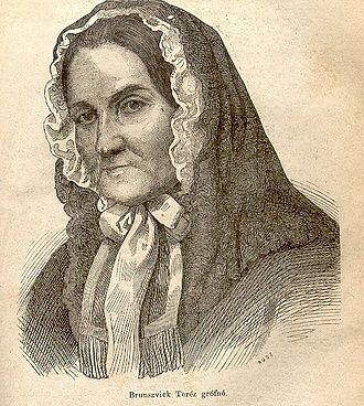 Teréz Brunszvik - Countess Teréz Brunszvik (1775-1861)