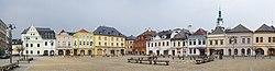 Bruntál (Freudenthal) - market square.jpg