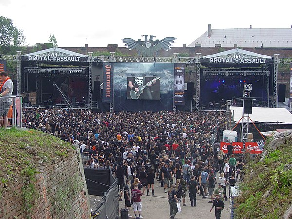List Of Heavy Metal Festivals Wikiwand