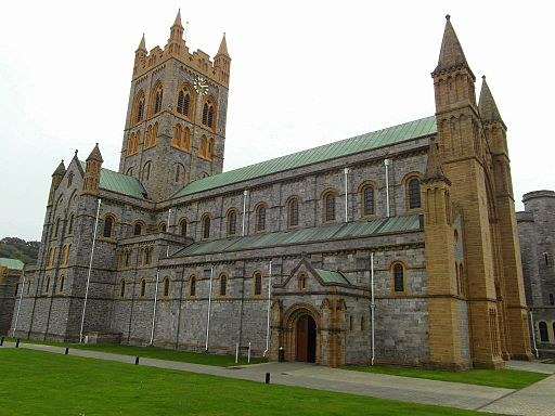Buckfast Abbey, England