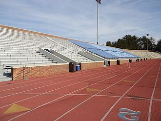 Christy Mathewson–Memorial Stadium - Image: Bucknell University 2012 31