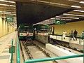 Budapesť, Víziváros, Batthyány tér, vlaky HÉV.jpg