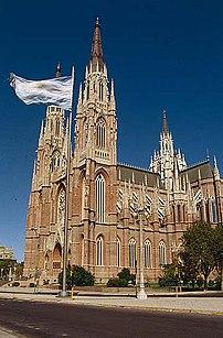 == Sumario == La Plata Cathedral == Licensing ...