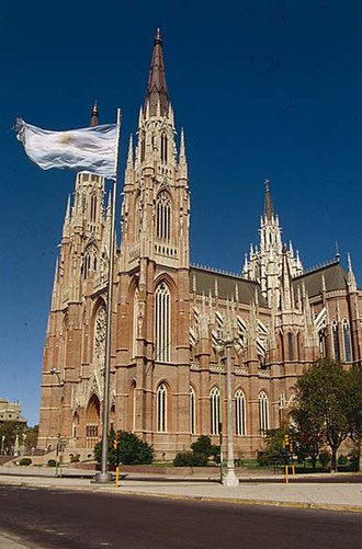 La Plata - Cathedral of La Plata