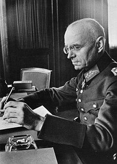 Alexander von Falkenhausen German general