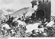 Bundesarchiv Bild 183-H30179, Freiburg, Verteidigung gegen südwestdeutsche Truppen.jpg