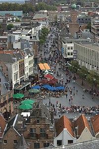 Burchtstraat of Nijmegen.jpg