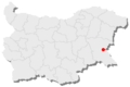 Burgas location in Bulgaria.png