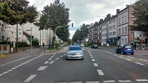 Busfahrt AVV-Linie 5 Aachen-Schanz–Uniklinik (2)