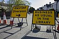 Business as usual in the Library- Rhiwbina, Cardiff (33798045195).jpg
