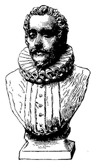 Fernando Miranda y Casellas - Image: Bust of Cervantes by Fernando Miranda c.1878