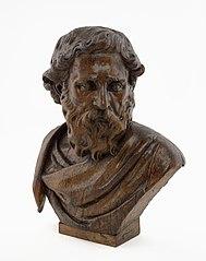 Bust of the apostle Simon
