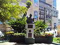 Busto de Antonio José de Sucre, Plaza Sucre.JPG
