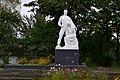 Butsyn Starovyzhivskyi Volynska-monument to the countryman-details-2.jpg