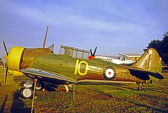 CAC Wirraway - The oldest surviving Wirraway preserved at Moorabbin Airport Melbourne.