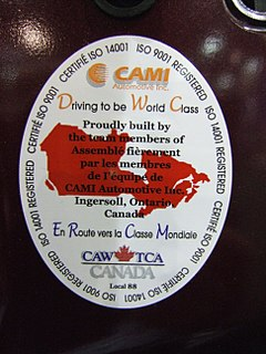 CAMI Automotive defunct, independently incorporated joint venture